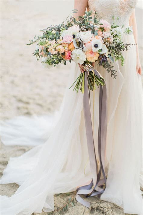 Styled Shoot: Beach Wedding Inspiration   Exquisite Weddings