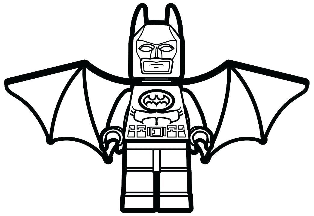 76 Printable Batman Coloring Book Free