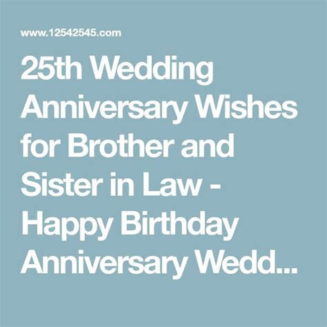 25  unique 25th wedding anniversary wishes ideas on