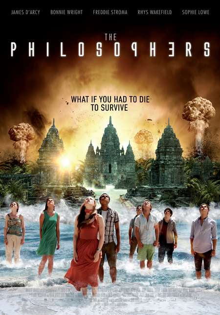 Image result for after the dark movie poster the philosophers