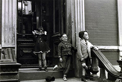 New YorkHelenLevitt1942