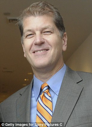 Disturbing: Foreign policy analyst and editor at large of The Atlantic, Steve Clemons, pictured, tweeted the 'disturbing' conversation on Saturday
