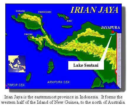 danau sentani wikipedia bahasa indonesia ensiklopedia bebas