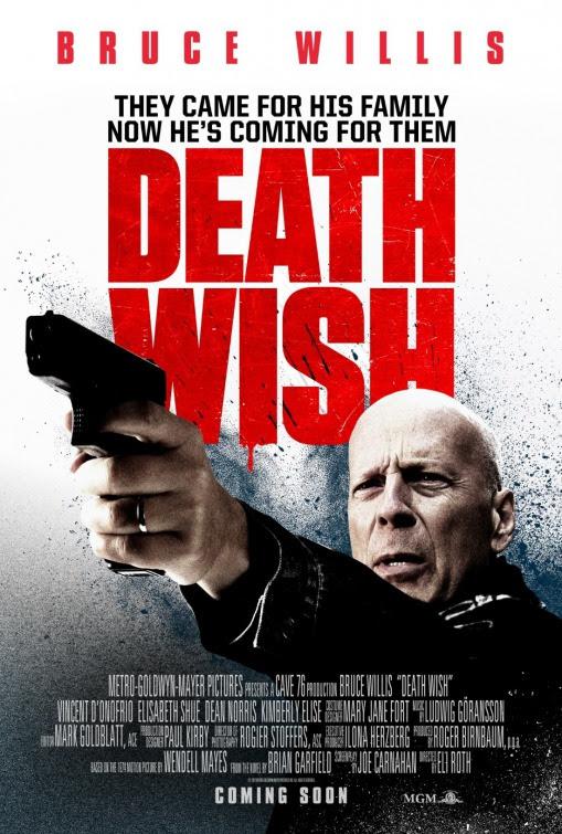 Resultado de imagem para movie poster Death Wish