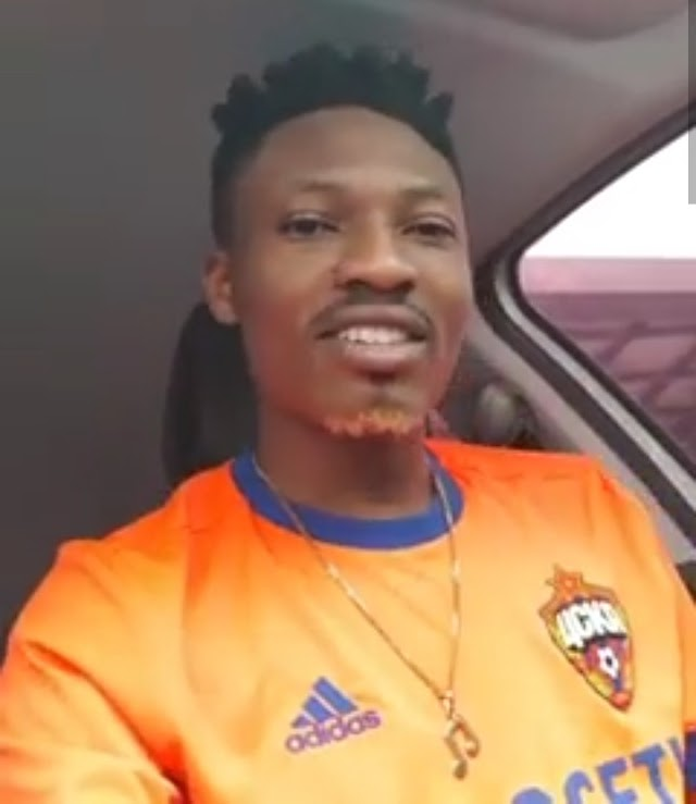 BBNaija's Efe Claps Back At Fan Who Has Issues With His Coloured Beard