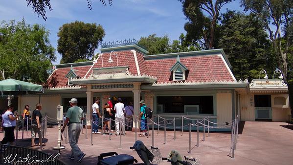 Disneyland Resort, Disneyland, Wheelchair, Stroller, Rental