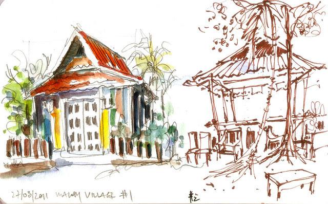 Malay Village