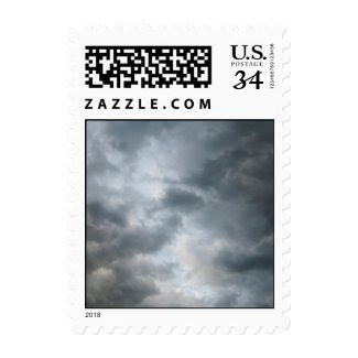 Storm Clouds Breaking – Small Postage Stamps