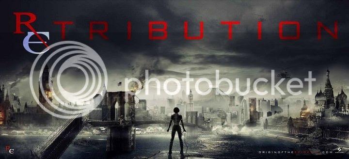 Resident Evil Retribution - Poster 0016