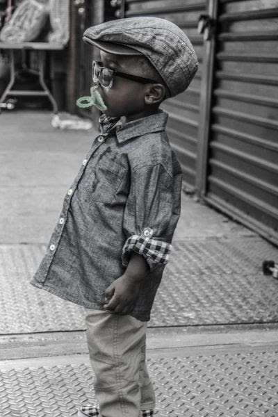 These Kids Are All About Style