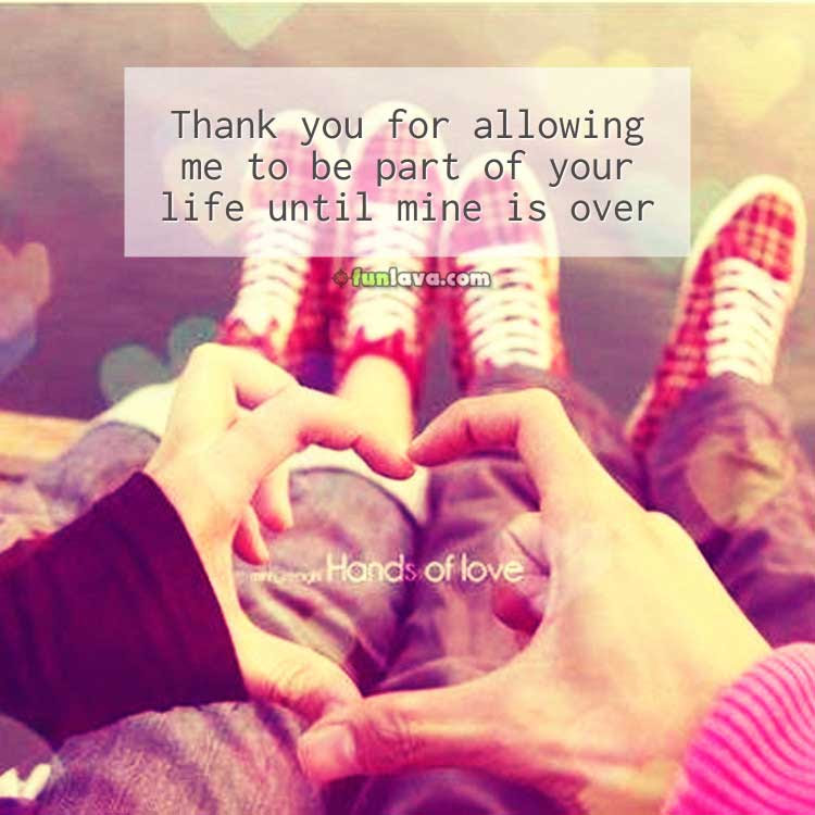 Thank You For Loving Me Quotes 20 Images