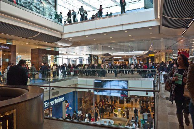 Shopping Mall London