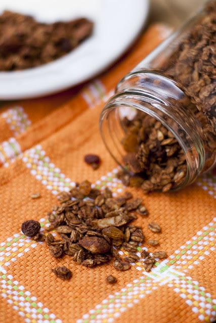 Šokolaadimüsli / Chocolate granola