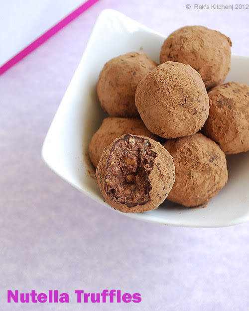 nutella-truffles-easy