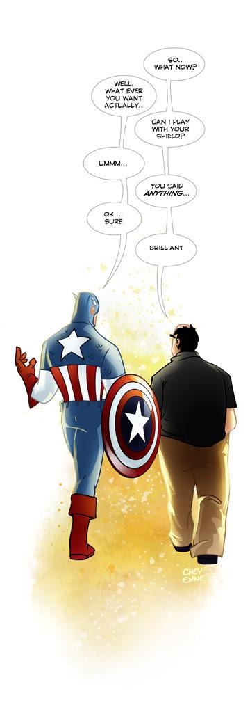 Joe and the Cap