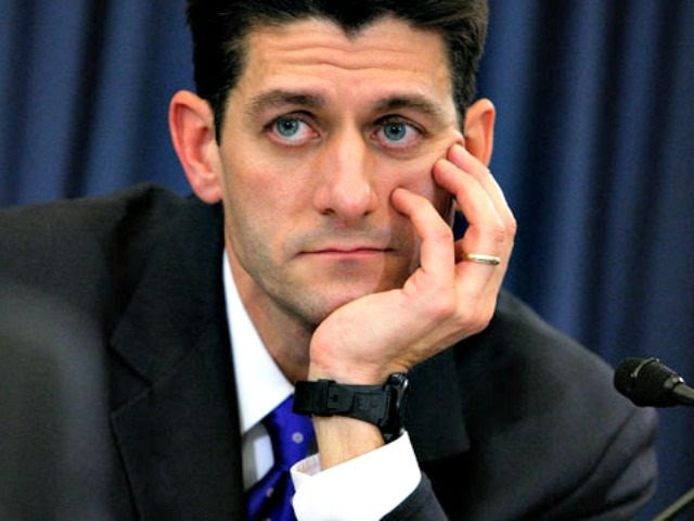 Paul Ryan Chin in Hand