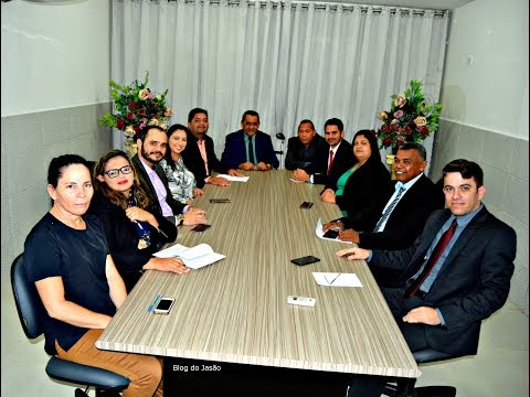 Feliz Ano Novo de todos os Vereadores de João Câmara presentes na ultima Sessão do Ano de 2019
