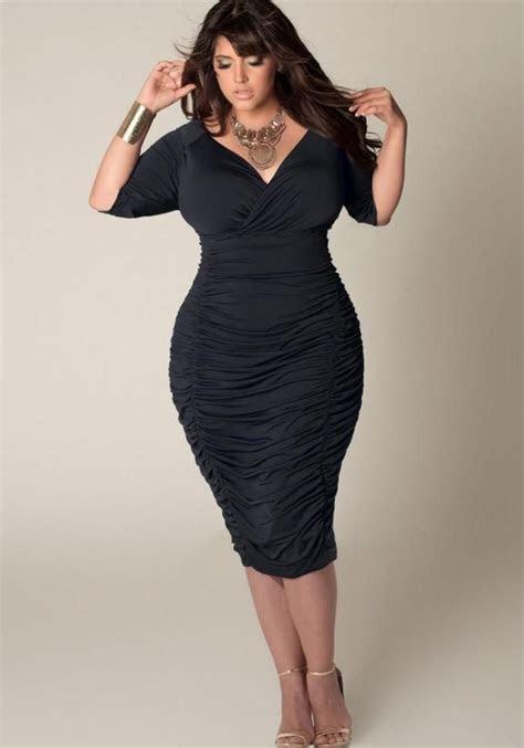 Dress For Curvy Body