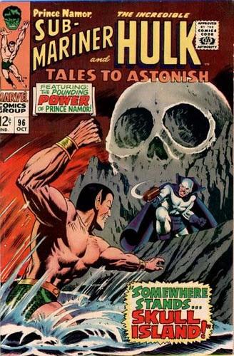 Tales to Astonish 096