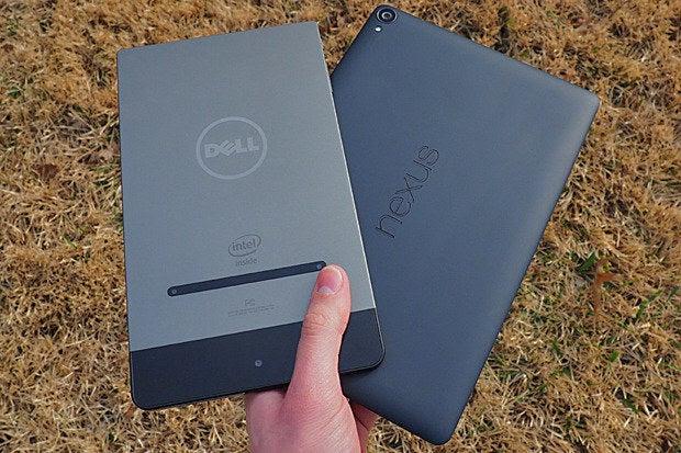 Dell Venue 8 7000 vs Nexus 9