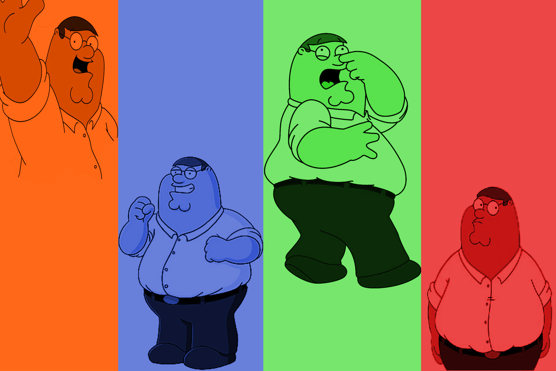 Peter Wallpaper - Family Guy Photo (2375264) - Fanpop