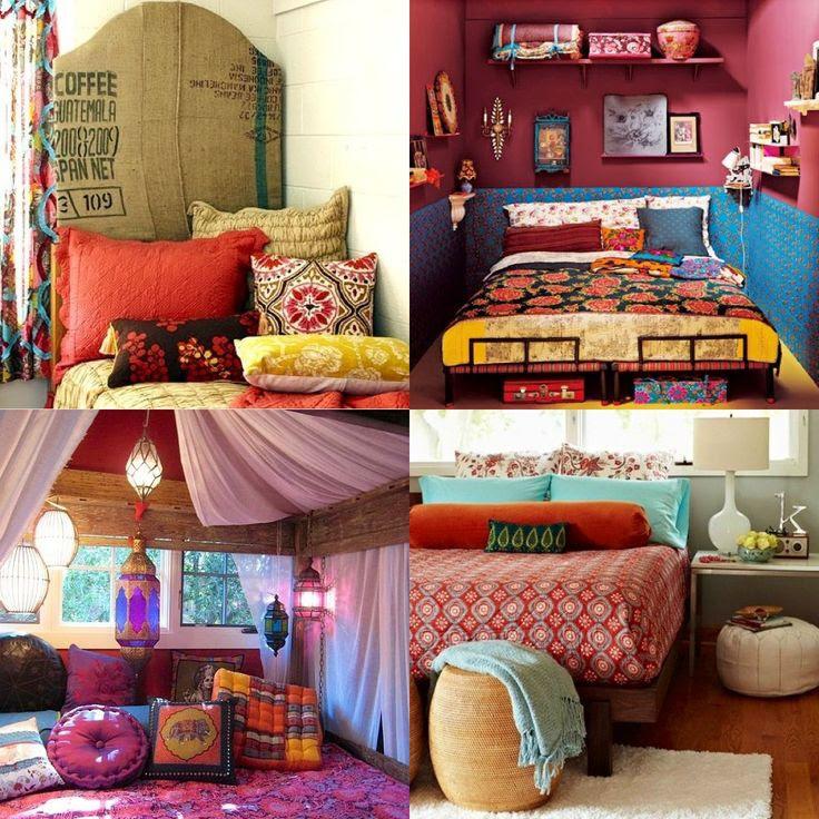 Indie/bohemian bedroom ideas | My Boho bedroom