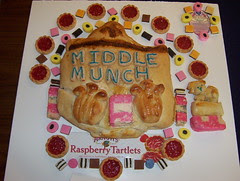 Middlemunch by Andree Larson at Seattle Edible Book Festival