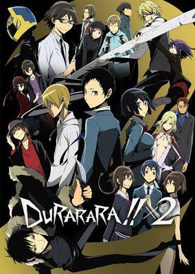 Durarara!!X2 - Season Shou