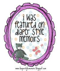 Diaper Style Memoirs