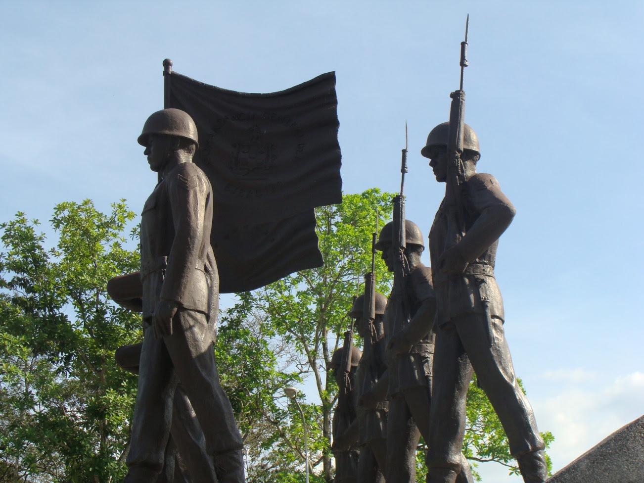 monumento al soldado venezolano