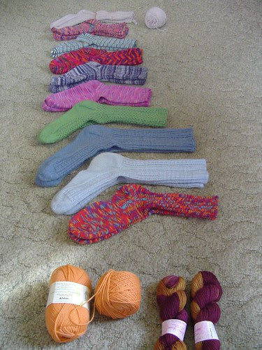 Sock Lineup