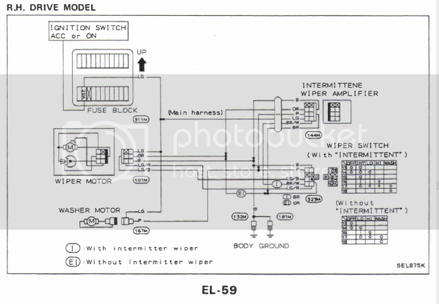 Nissan Patrol Electrical Wiring Diagram
