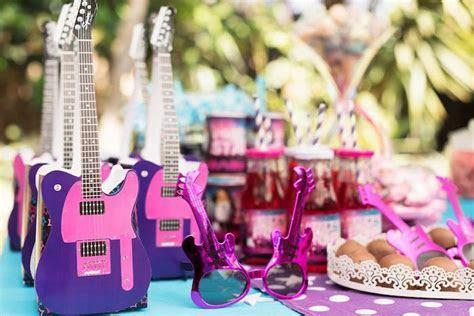 Kara's Party Ideas Rock Star Birthday Party   Kara's Party