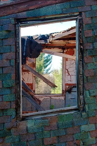 Paavola Window by dcclark