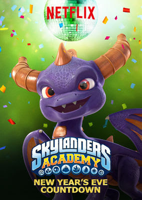 Skylanders Academy: New Year's Eve...