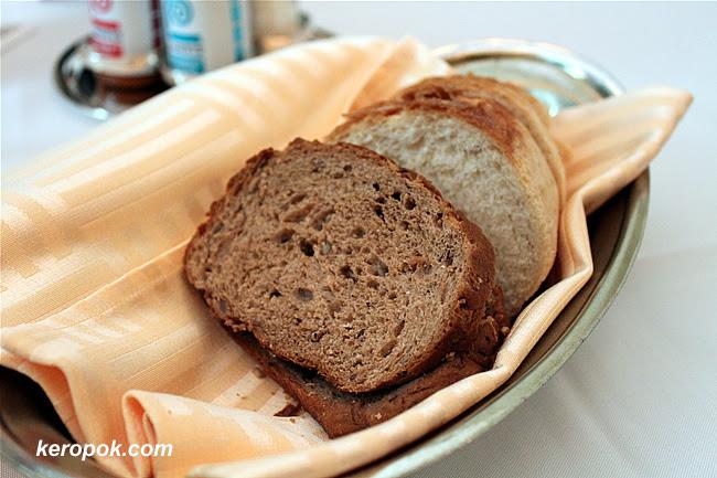 Fresh Warm Homemade Limpa and Sourdough Bread