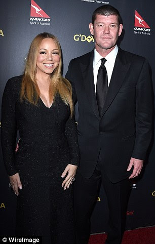 Mariah and James: So the rich aren't so different from us when it comes to cash being a major flashpoint