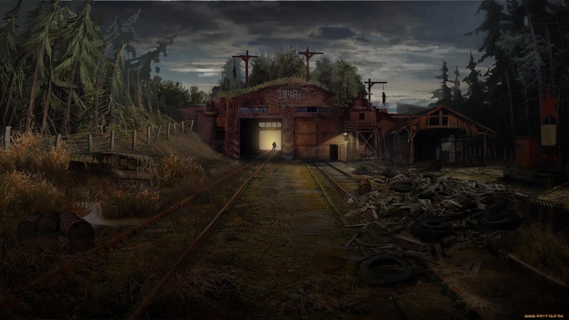 Post Apocalypse Wallpaper (83+ images)