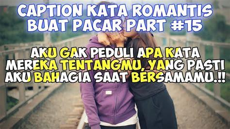 romantis buat pacar status wastatus foto