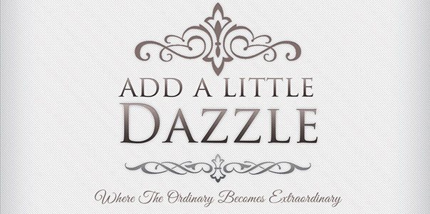 Add A Little Dazzle