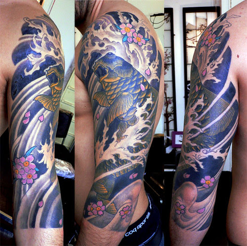 Koi Tattoo 50 Fotos Imágenes En Taringa