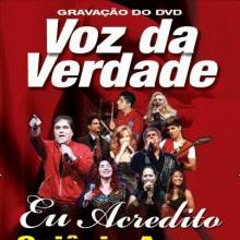 """Voz da Verdade grava DVD """"Eu Acredito"""" em Goiânia"""