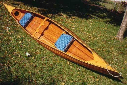 Fishing: How to build a canoe with plywood