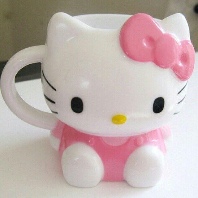 Hello Kitty Coffee Cup/Mug | I want, I want, I want! Jewelry & Acces…
