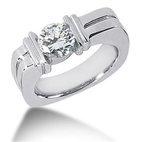 Men's Diamond Rings   Wedding Bands and Rings for Men by