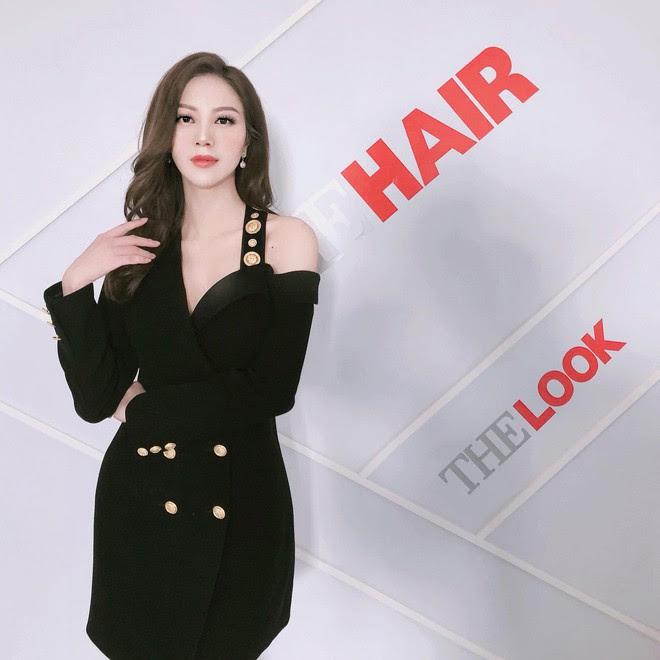 Để kiểu tóc nào cũng hợp thế này, chẳng trách mà Vũ Ngọc Châm đạt được Quán quân The Look - Ảnh 2.