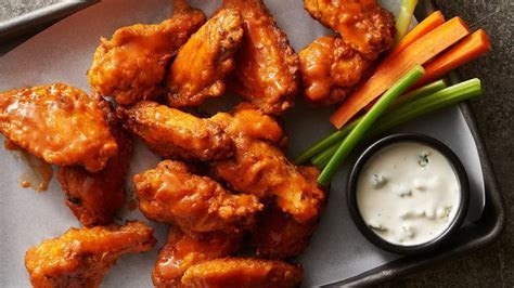 17 of The Best Chicken Wing Recipes   Tablespoon.com
