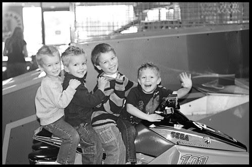 Garrett, Jacob, Bennett, Ben 2 B&W