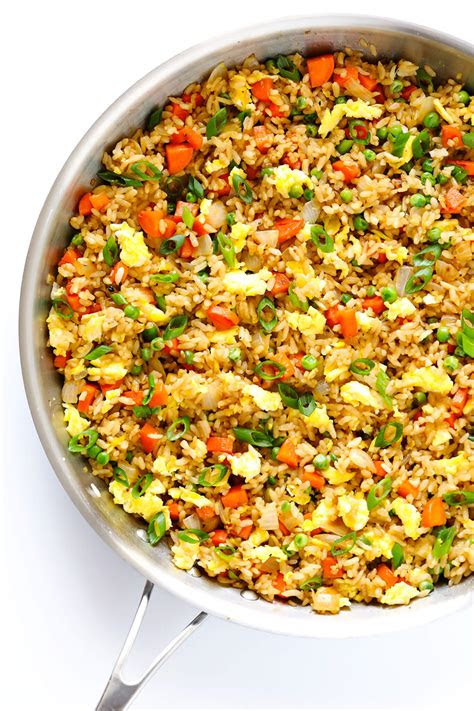 fried rice gimme  oven thedirtygyro