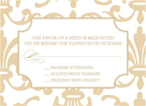 "kelly ashworth design: What does the ""M"" mean on my RSVP Card?"